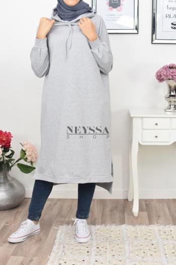 Sweat long Oversize Ines