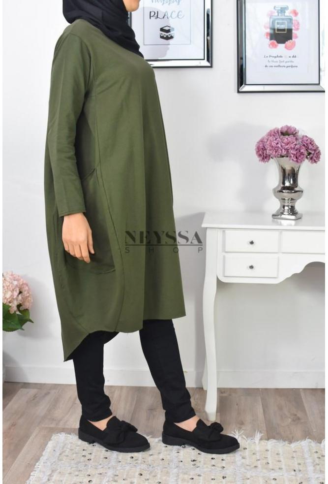 modest tunic hijabi store