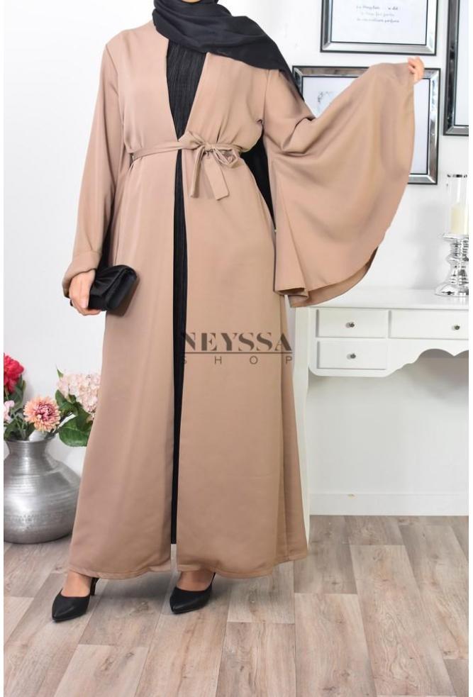 Kimono muslima dress