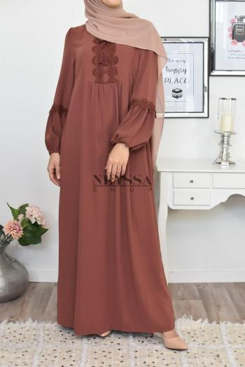 Robe musulmane pudique