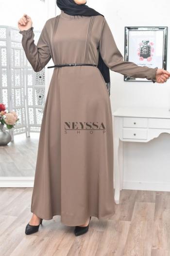 0ee3945cba8 Dress abaya - Neyssa Boutique