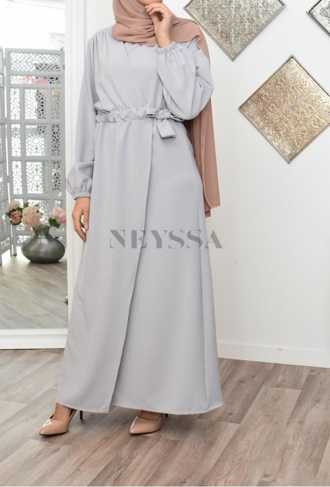 robe cache coeur Cyana