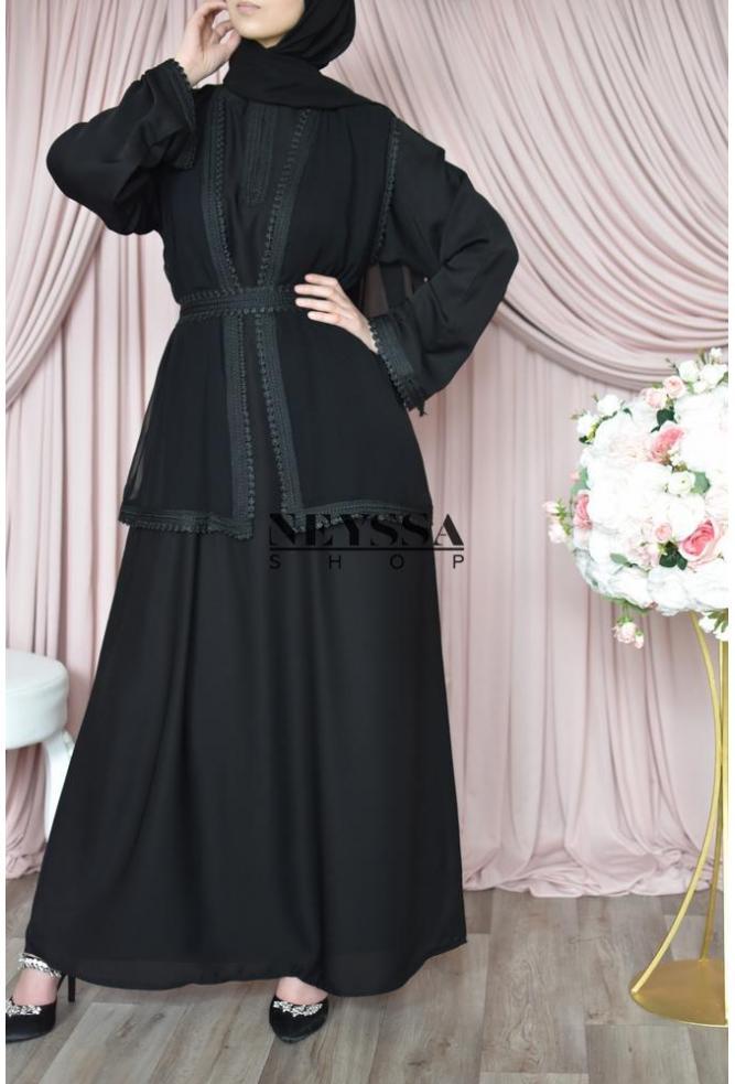 Abaya Dubai Caftani