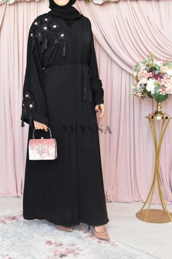 Abaya Dubaï tenue ramadan