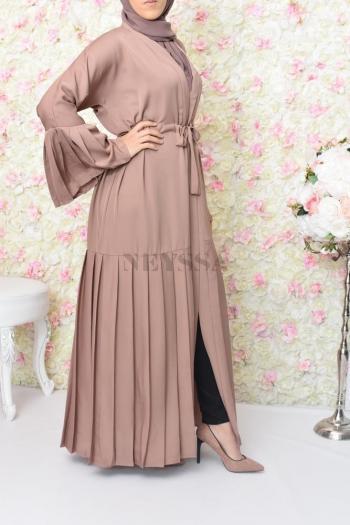 Abaya ouverte Dubaï store