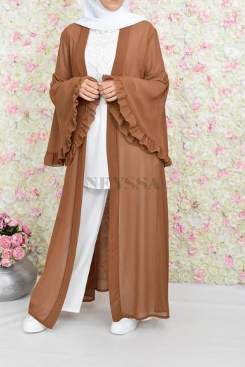 Kimono Dubaï cristaux