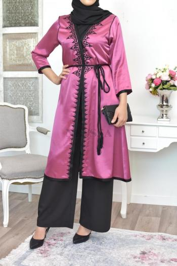 demi caftan moderne hijabi