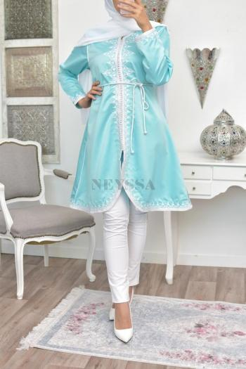Tunique caftan Rabat Neyssa Disign