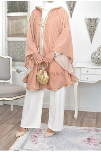 Cape Bernouss Oujda light pink