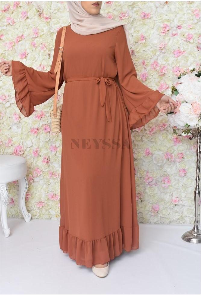 Dress Elif special tall 1m75