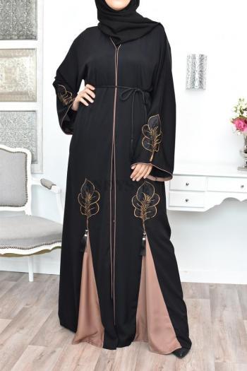 Abaya Dubai Imperia Nude
