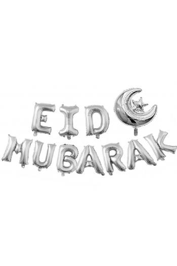 Ballons Eid Mubarak