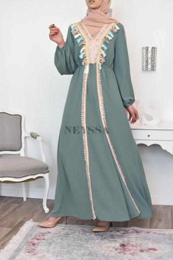 Robe Ethnique BASMA
