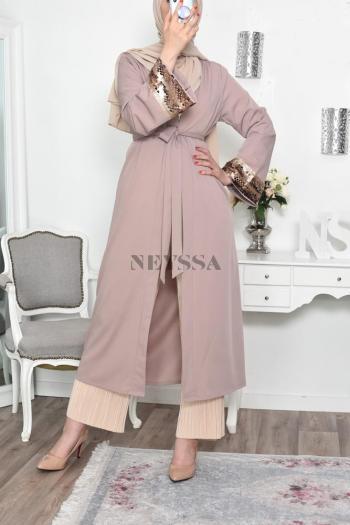 Kimono Classy Sequins
