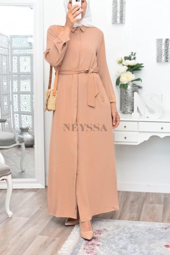 Robe Chemise Mayssam