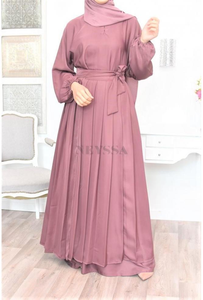Création jupe à nouer Emirate