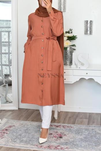Robe Chemise Laynâh