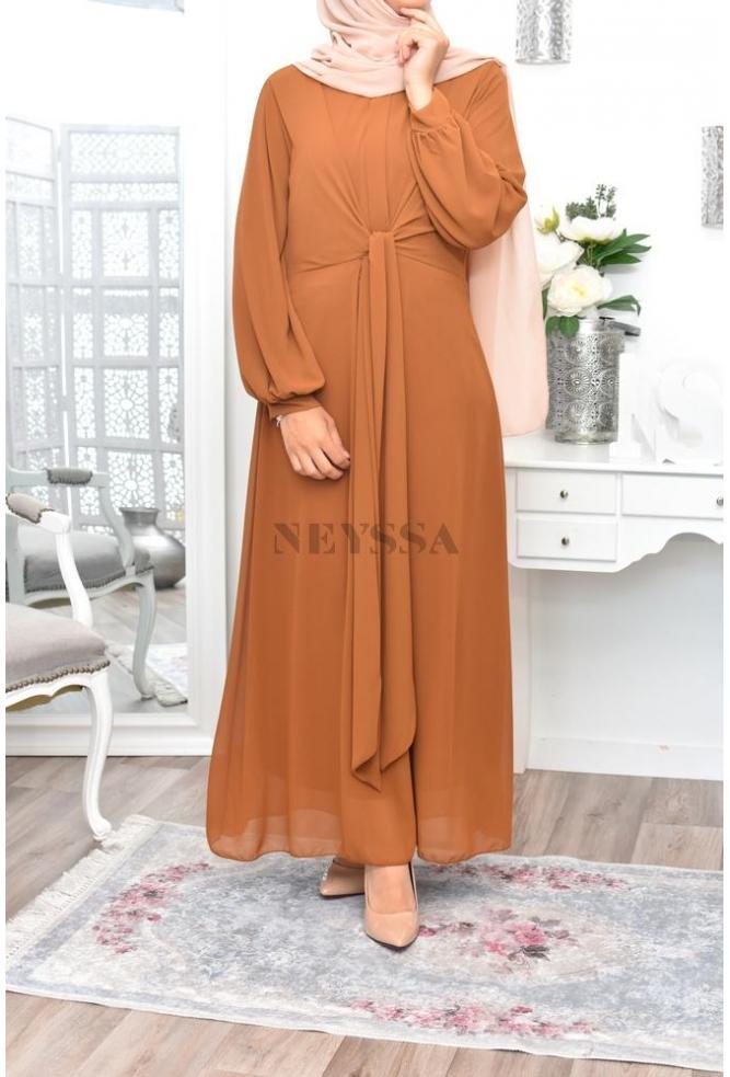 Maxi Dress twist lace