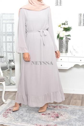 Robe volants Elif