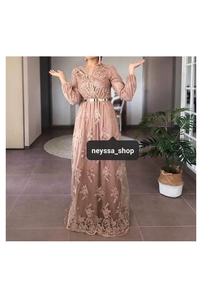 robe de fête musulmane robe demoiselle
