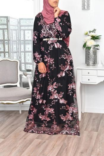 Evening dress Nesslima black
