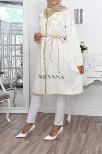 Tunique caftan Meknez Neyssa Disign