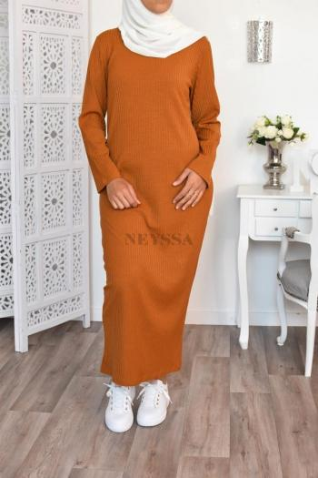 Robe pull vêtement musulmane