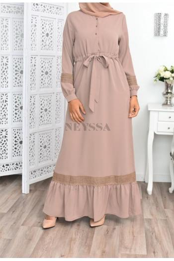Robe volants Emina