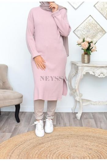 Tunic dress wool Razel