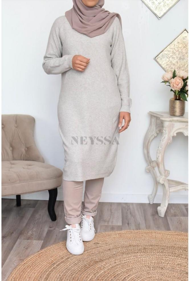woll tunic islamic