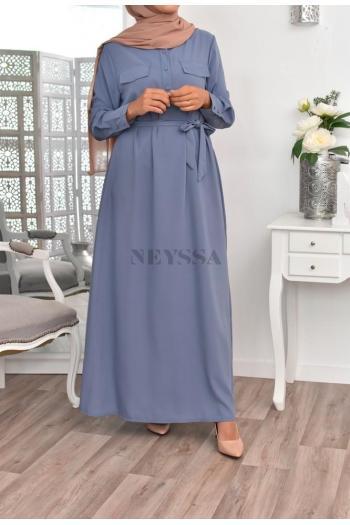 Robe Chemise islamique
