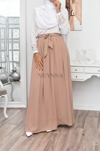 modest fashion skirt