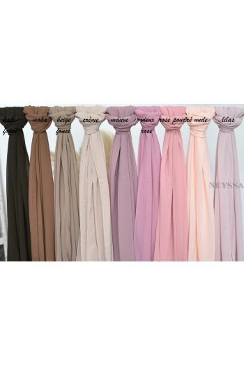 Maxi hijab modest fashion