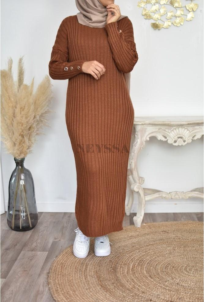 islamic Wool Dress