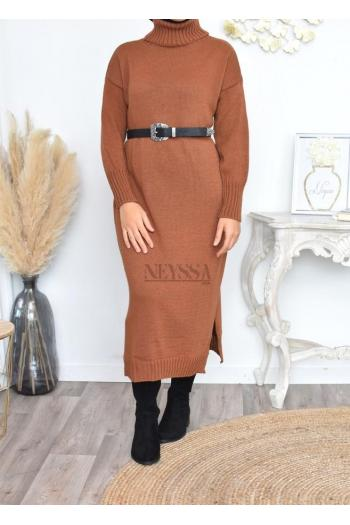 boutique hijabi Robe hiver mastoura