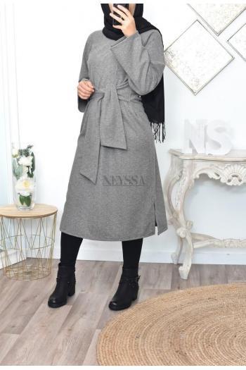 Robe Kyara robe femme voilée
