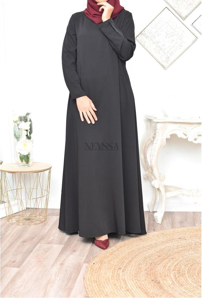 Abaya umbrella muslima dress