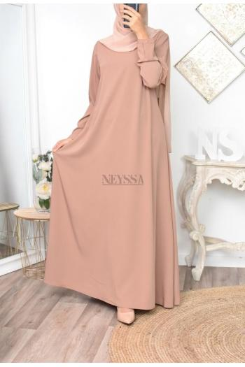 Abaya évasée Essentielle