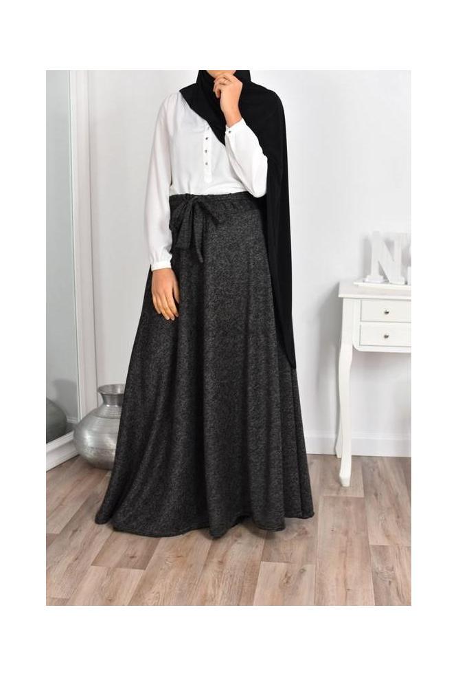 Winter Skirt modest fashion