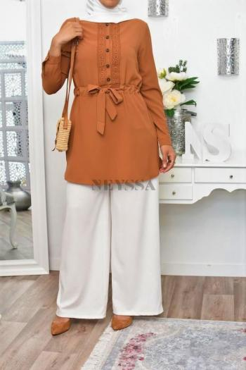 hijabi blouse modest
