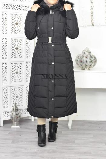 Manteau Long doudoune