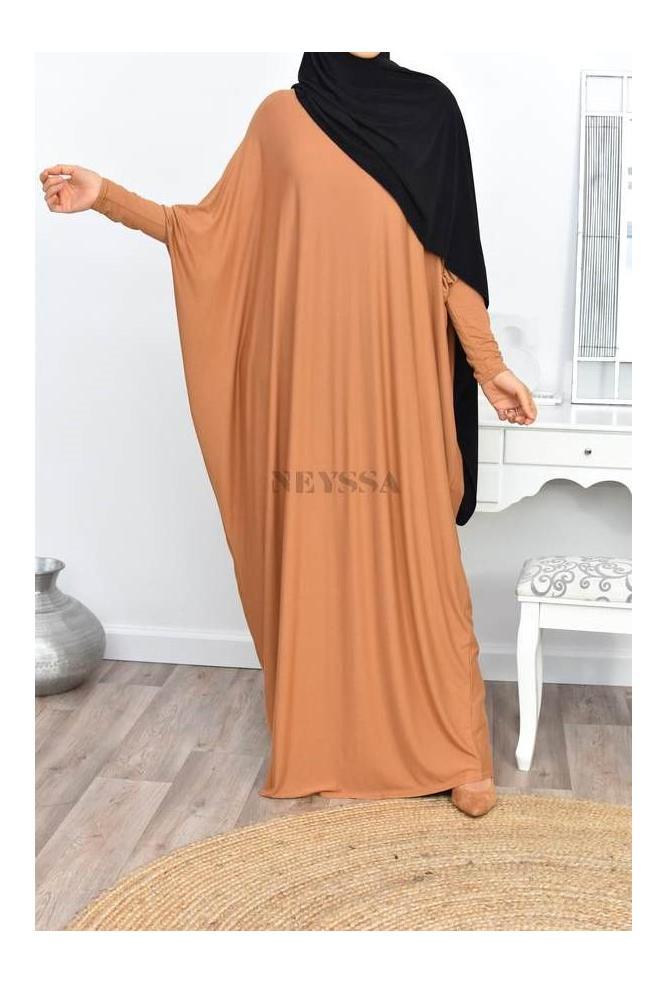robe papillon ample femme musulmane