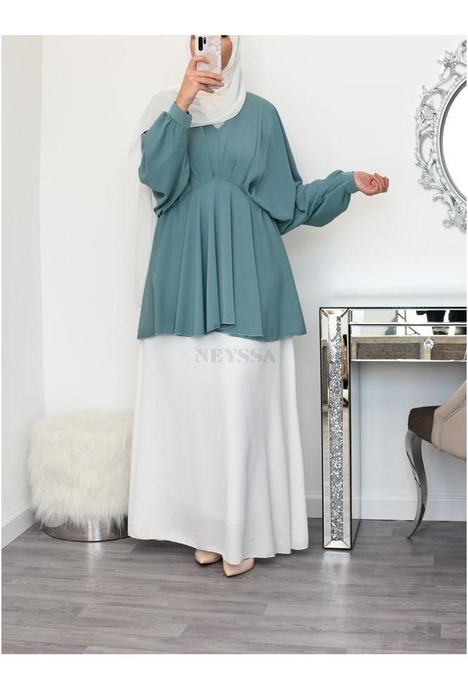 Tunic hijabi outfit