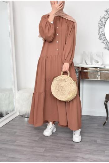 Robe bohème Yasmine