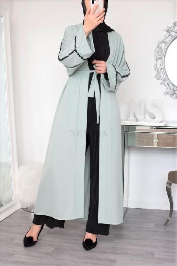 kimono long musulmane