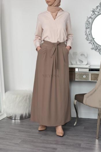 Jupe modest fashion