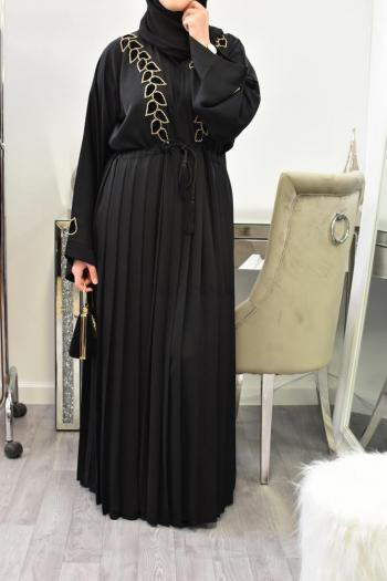 Emirats abaya Haleemah