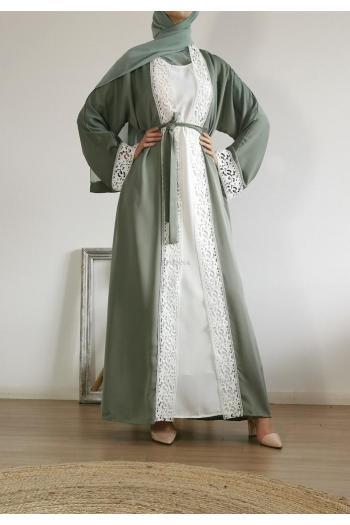 Abaya Dubai fêtes musulmane