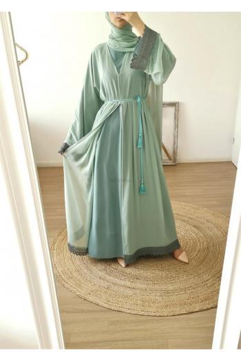 Combo abaya 3 pieces eid