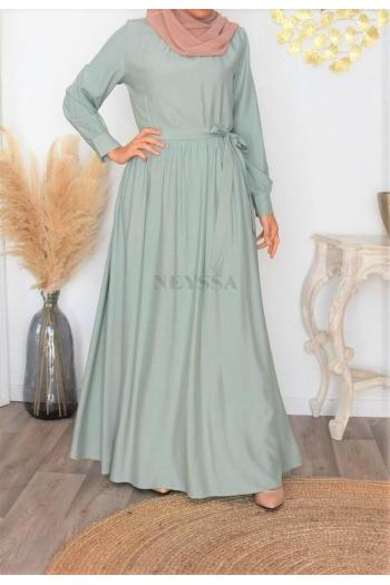 abaya dress muslima dress